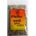 Pfeffer weiß ganz 40 g Btl.