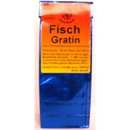 Fisch Gratin 200 ml Btl., blau