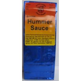 Hummer Sauce 250 ml Btl., blau
