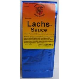 Lachs Sauce 250 ml Btl., blau