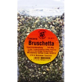 Bruschetta Gewürz Dip 40 g Btl.