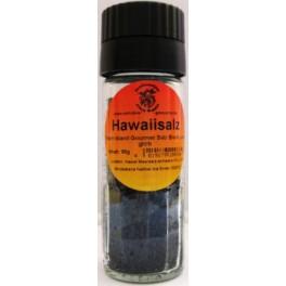 Hawaii Meersalz schwarz  90 g Mühle