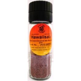 Hawaii Meersalz rot 90 g Mühle