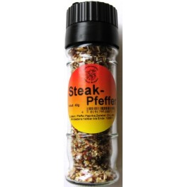 Steak Pfeffer   40 g Mühle