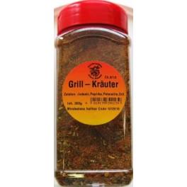 Grillkräuter 300 g GV Dose