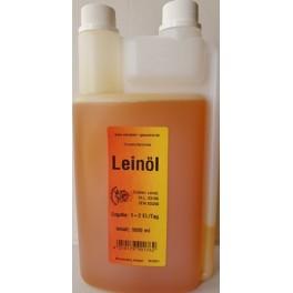Leinöl 1000 ml