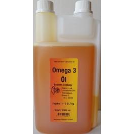 Omega 3 Öl 1000 ml