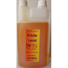 Kräuter Leinöl 1000 ml