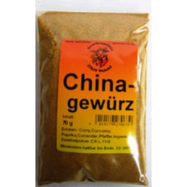 China Gewürz 60g Btl.