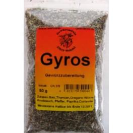 Gyros Gewürz 50 g Btl.